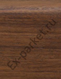 Деревянный плинтус массивный Magestik Floor Орех Американский (прямой)