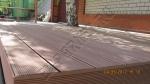 готовый вариант Патио из ДПК
