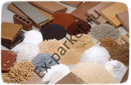 Древесно-полимерный композит (ДПК)
