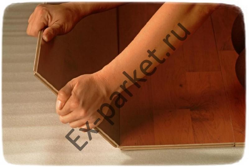 Как своими руками стелить ламинат