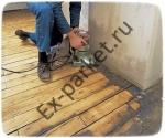 Как подготовить деревянную поверхность и покрыть её паркетным лаком