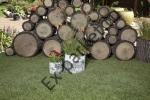 Уличные цветочницы-горшки под дерево Surreal