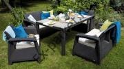Набор садовой мебели Corfu Mega Fiesta