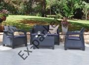 Комплект уличной мебели Corfu Box Set