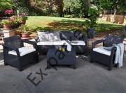 Трёхместный диван Corfu
