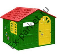 Игровой домик Marian Plast Весёлый домик (590)