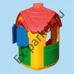 Игровой домик Marian Plast (660)