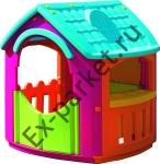 Игровой домик-кухня Marian Plast (663)