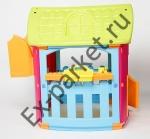 Игровой домик-гараж Marian Plast (664)