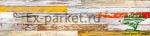 Пробковый пол с фотопечатью Ruscork, коллекция PrintCork Country
