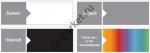 ARTWORK Белый, Серый, Чёрный, Любой цвет по Ral классификации