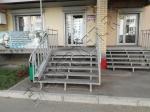 Монтаж/укладка террасной доски из ДПК на лестницах