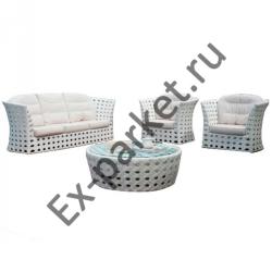 Комплект дачной мебели Kvimol KM-0014