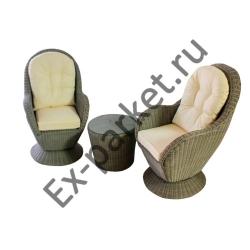 Комплект дачной мебели Kvimol KM-0207