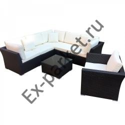 Комплект дачной мебели Kvimol KM-0064