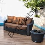 Фото дачной/садовой мебели Kvimol в интерьере
