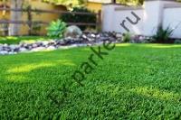 Искусственная трава и газон