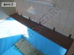 Мостик для бассейна из ДПК доски Премиум Гуд Ковэр