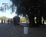 Благоустройство кабинок-переодевалок на турбазе «Весёлый Роджер» с использованием продукции SaveWood