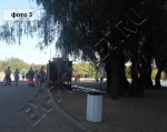 Благоустройство кабинок-переодевалок на турбазе Весёлый Роджер с использованием продукции SaveWood