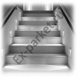 Накладные светильники для подсветки стен и ступеней PST/W