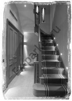 Встраиваемые светильники для подсветки стен и ступеней PWS/R