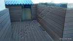 Монтаж террасной доски из ДПК на открытом балконе (Сова)
