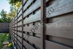 Декоративные ограждения, заборы и ступени из ДПК SaveWood (СэйвВуд)
