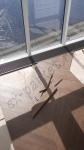 Укладка инженерной доски Global Parquet французская ёлка