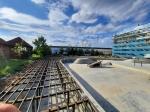 Благоустройство парк-отеля Новый Век в Энгельсе с использованием ДПК