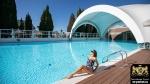 Комплекс бассейнов Breeze (террасная доска из ДПК Good Cover)