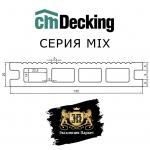 Террасная доска CM Decking серия Mix