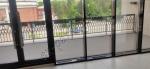 Укладка террасной доски из ДПК Good Cover на балконе ТЦ Победа Плаза (Саратов)