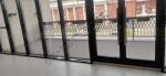 Монтаж декинга ДПК выполнен на балконе торгового цента Победа Плаза Саратов
