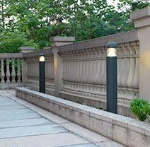 Парковые столбики Боллард
